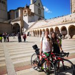 The Way of St. Francis - supported services - bike rental - Florence to Assisi and  Rome